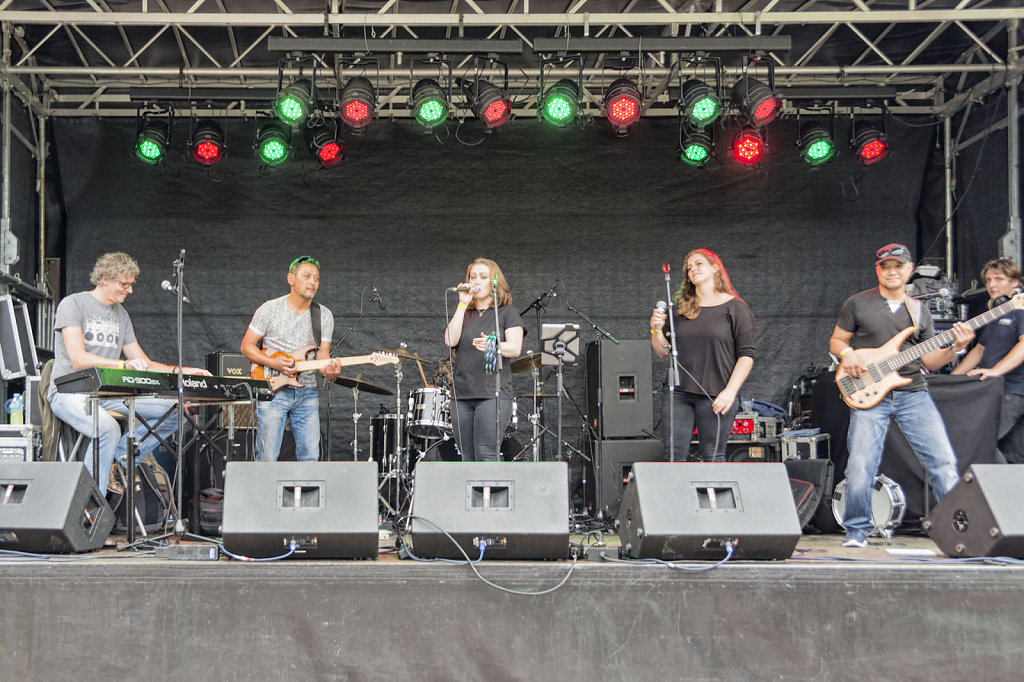 5. Summer Festival Roeterseiland - The Faculty