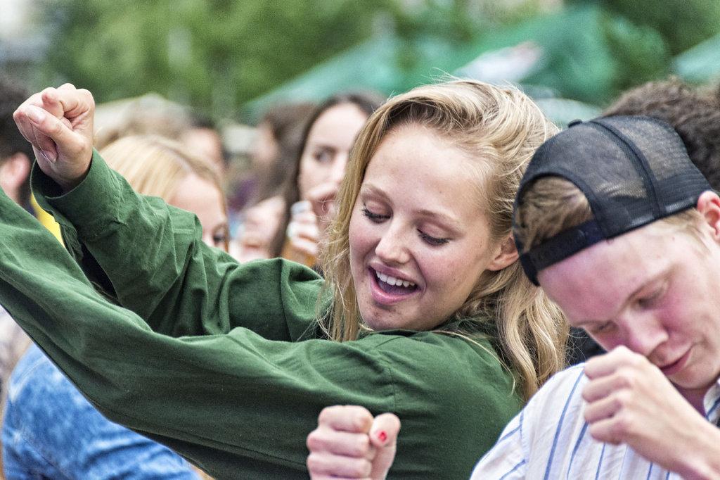 13. Summer Festival Roeterseiland
