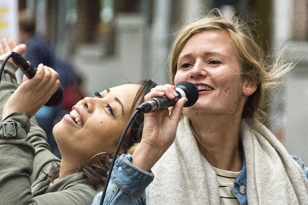 15. Summer Festival Roeterseiland - Karaoke